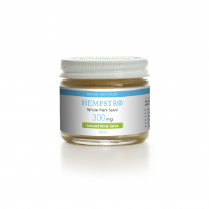 Hempstro Whole Plant Salve 300mg 50ml